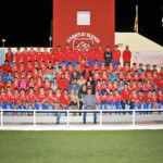 los silos presentación CD Juventud Silense 2017