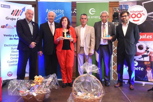 Resultado de imagen de Asinelte celebra su decimoquinta Fiesta de la Candela en la que participaron unas 170 personas.