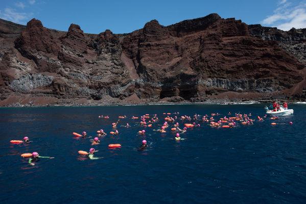 El Pinar cancela la Travesía a nado Mar de Las Calmas 2020