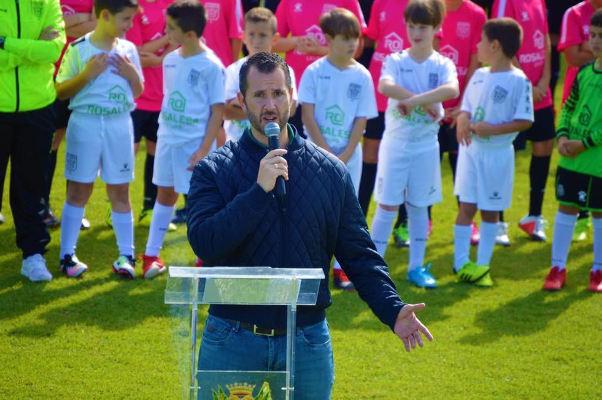 Educación y deporte tienen que ir de la mano, Antonio Lima