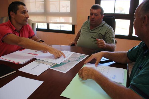 Antigua reclama la instalación de la antena de tv en Caleta de Fuste