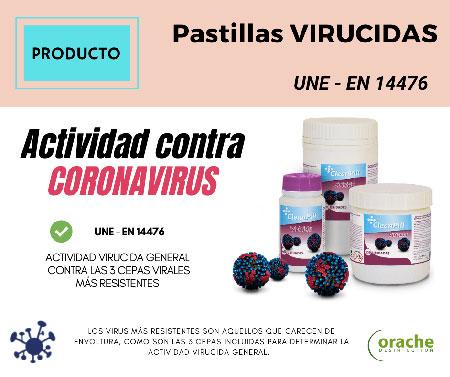 Publicidad - Pastillas Virucidas