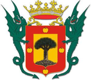Blasón ayuntamiento de La Orotava