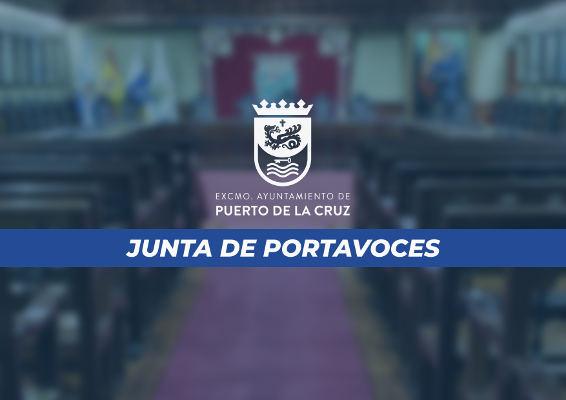 Segunda Junta de Portavoces para seguir afrontado la crisis en unidad
