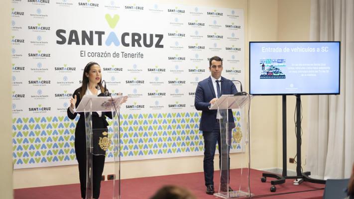 Santa Cruz redobla los esfuerzos en seguridad ciudadana
