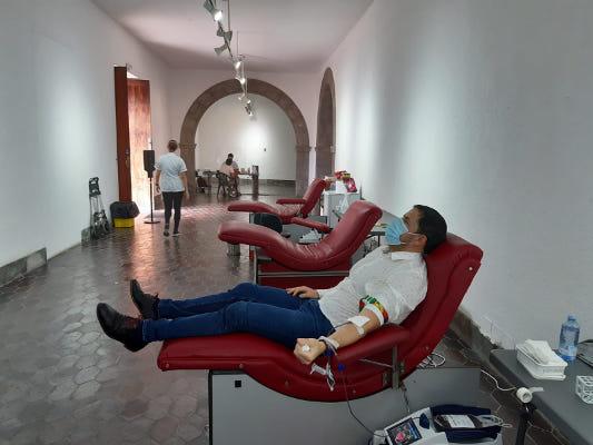 Donar sangre para dar respuesta a hospitales canarios por el coronavirus
