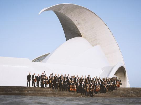 Concierto online de La Orquesta Sinfónica de Tenerife el próximo viernes