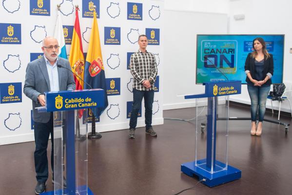 Primer macrofestival on line de Canarias con medio centenar de artistas
