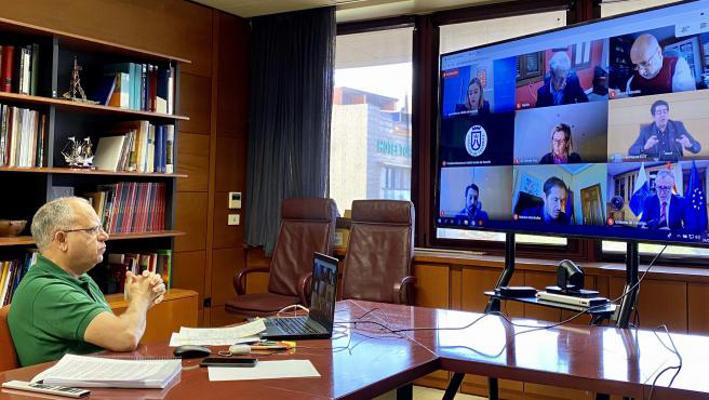 Pacto para la Reactivación Social y Económica de Canarias