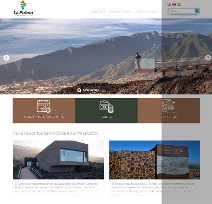Centros de interés turístico promocionan a través de una nueva web propia