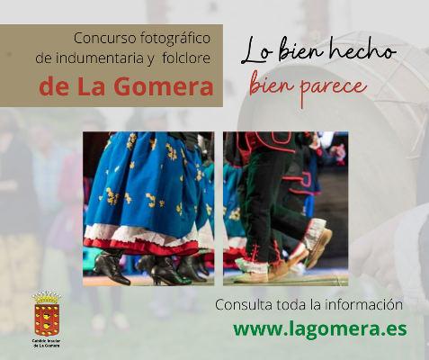 Lo bien hecho, bien parece, concurso fotográfico día de Canarias