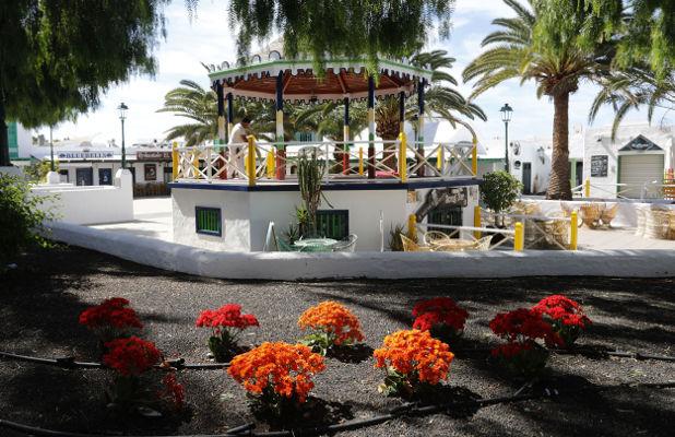 Se reorganiza el servicio de mantenimiento de jardines y espacios públicos