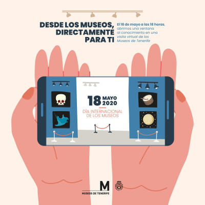 Visita virtual con motivo del Día Internacional de los Museos