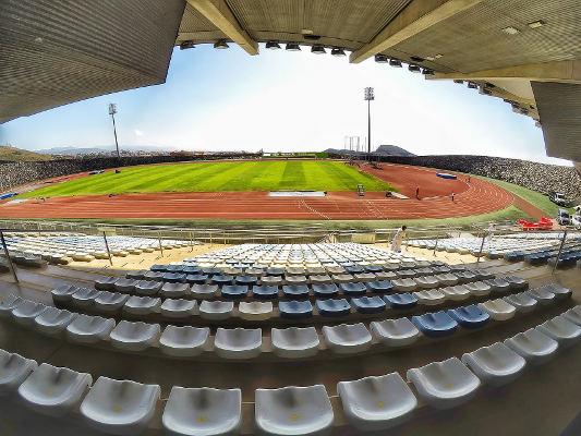 El Centro de Atletismo de Tenerife reabre para deportistas federados