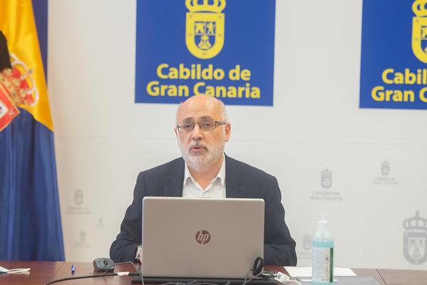Gran Canaria activa, por Antonio Morales Méndez Pte. Cabildo