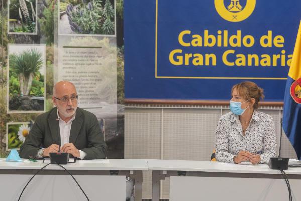 El Cabildo lanza Masdunas II con el reto de definir un modelo científico