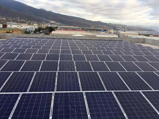 Licita otras dos plantas fotovoltaicas para autoconsumo
