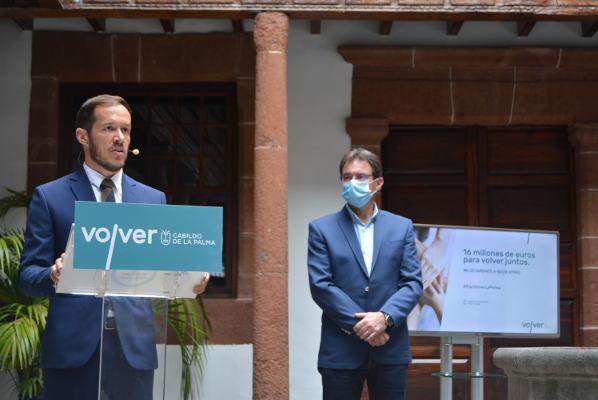 Plan Volver para enfrentarse a la crisis del coronavirus