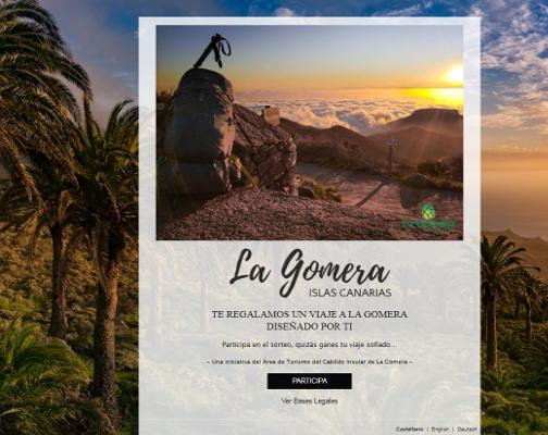 El Cabildo sortea viajes a la isla en una nueva acción promocional
