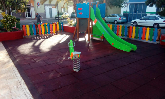 Reapertura de parques infantiles y áreas deportivas al aire libre