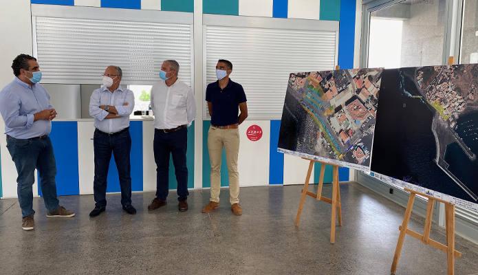 El Puerto de Vueltas recibe una inversión de 484 mil euros