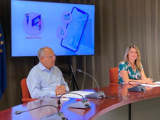 El Cabildo presenta una app gratuita para el registro de viajeros