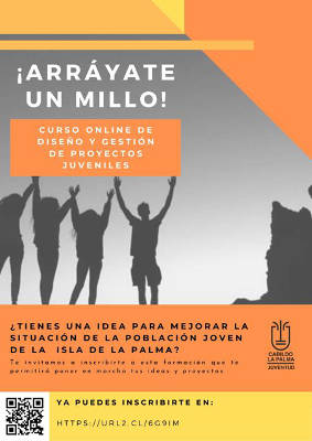 Se fomenta la creación de eventos juveniles a través de cursos Online