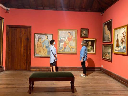 El Museo Insular remodela sus espacios expositivos y crea nuevas salas