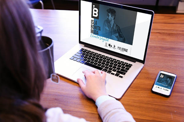 Sodepal pone en marcha la Escuela Digital de Isla Bonita Moda