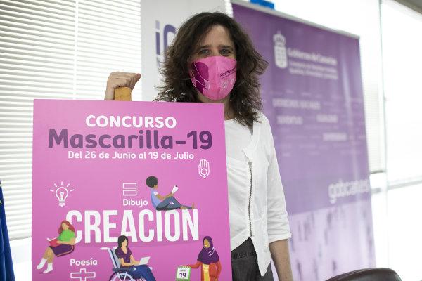 """El ICI convoca el 1º Concurso Artístico-Literario partiendo """"Mascarilla-19"""""""