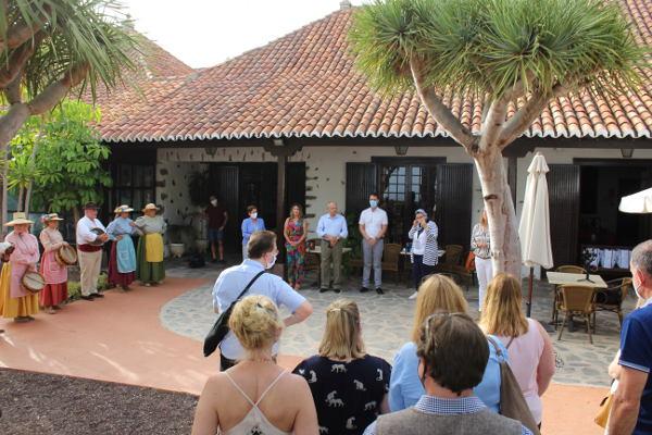The Sun coloca la isla de La Gomera como destino seguro