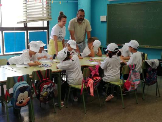 Abierto el plazo de inscripción del campamento para niños y niñas