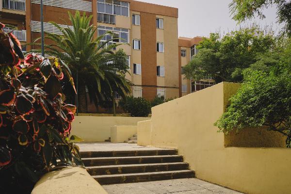 Mejora la accesibilidad en el barrio de Chimisay de Santa Cruz