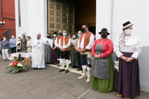 El Portezuelo celebra las Fiestas de San Antonio Abad