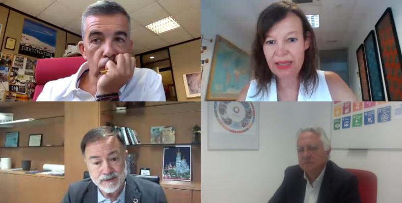 El Cabildo explica su estrategia de sostenibilidad a 250 expertos en Turismo