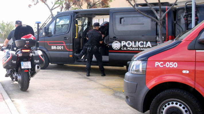 El Pinar pide despliegue de Policia Canaria en el municipio