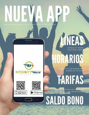 Aplicación móvil gratuita para el transporte público interurbano