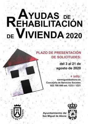 Rehabilitación de viviendas sin un mínimo de habitabilidad