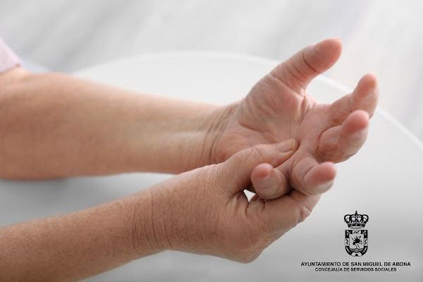 Terapias Alternativas para los usuarios del Servicio a domicilio