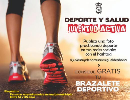 """En marcha la campaña """"Deporte y salud, juventud activa"""""""