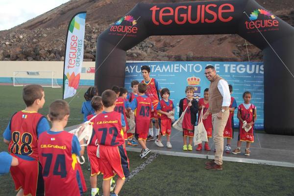 Teguise destina 385 mil euros en subvenciones al deporte municipal