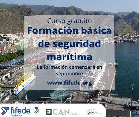El Cabildo formará a 20 personas en seguridad marítima