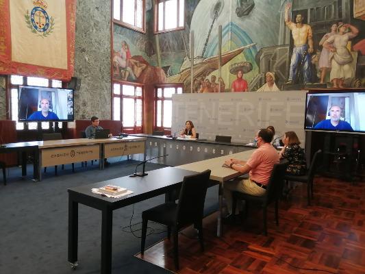 El personal del Cabildo aporta 3.705 propuestas para el teletrabajo