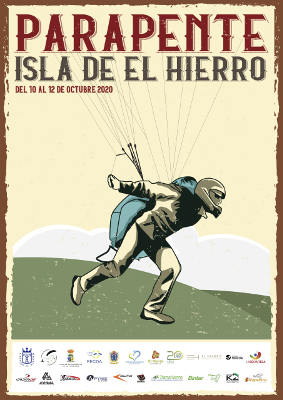 La Frontera acogerá un evento de parapente excepcional