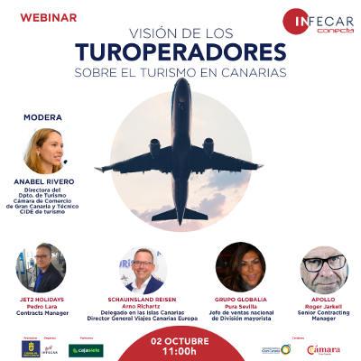 La visión de los Turoperadores sobre el turismo en Canarias