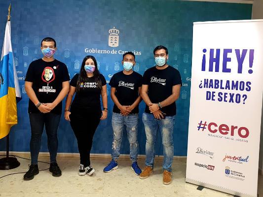 Campaña #CERO para combatir prejuicios, estereotipos y tabúes