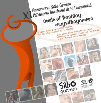 #soysilbogomero campaña como Patrimonio de la Humanidad