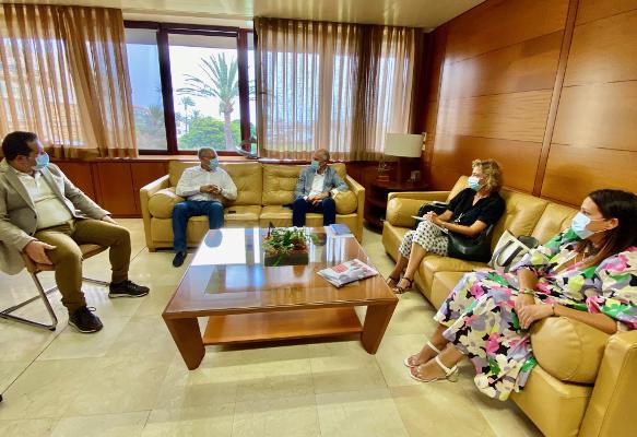 Colaboración para el fomento del emprendimiento en la isla