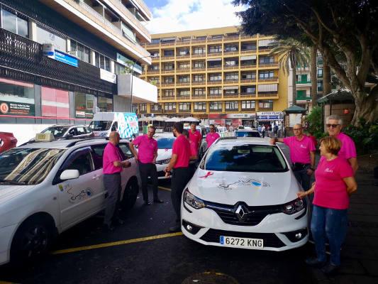 El sector del taxi y el Ayuntamiento buscan soluciones al sector