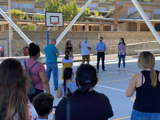 Más de 60 menores participaron en el taller de verano Salud-La Salle